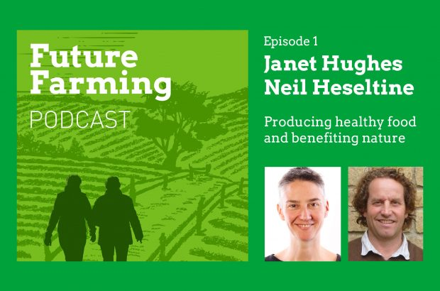 Future Farming Podcast Neil Heseltine
